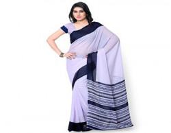 Janasya Georgette Saree (Jne1087-Navyblue-Sr-Colprt103_Navy Blue)