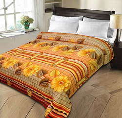 Double BedSheet at Just 220 + Prime Free Delivery