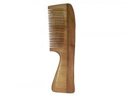 Simgin wooden comb - Handle(Regular) Neem Wood Comb(7.5 Inches )for women- S-B