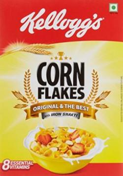 Kellogg's Corn Flakes original & The best with iron shakti, 250g