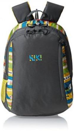 Wildcraft Grey Casual Backpack (8903338045076)