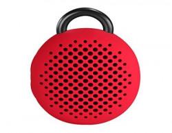 Divoom Bluetune Bean Portable Bluetooth Speakers (Red)