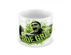 Marvel 'Code Green - Hulk' Officially Licensed Ceramic Mug