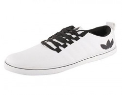 Red Rose Men's casual Shoes (6, White)