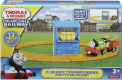 Thomas & Friends Collectible Railway Percy's Mail Delivery