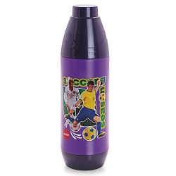 Cello Polo Water Bottle, 900ml, Violet
