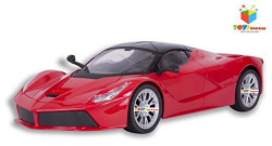 Toys Bhoomi Ultra-Modern 1:14 RC Ferrari - Rechargeable 4CH High Speed Car