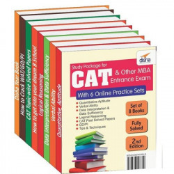Study Package for CAT & other MBA Entrance Exams with 6 Online Practice Sets 2nd Edition