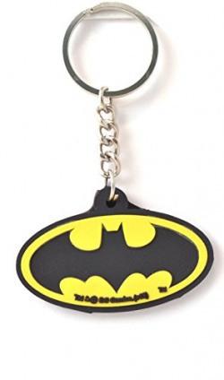 WB Batman Rubber Keychain R 242