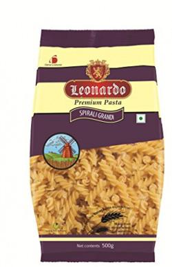 Leonardo Premium Pasta Spirali Grandi, 500g