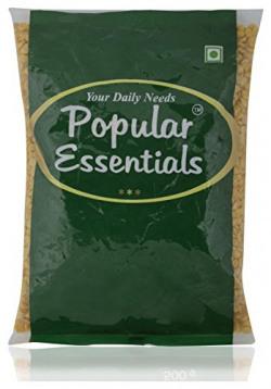 Popular Essentials Fine Toor Dal, 1kg