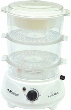 Matangi Steam Chef Plastic Steamer