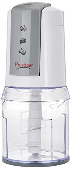 Prestige Electric Chopper PEC 1.0,White And grey