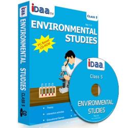 Idaa Class 5 Environmental Studies Educational CBSE (CD)