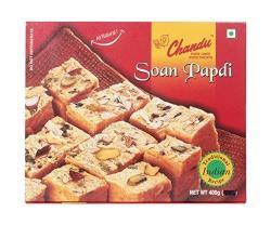 Chandu Halwai Soan Papdi, 400 grams