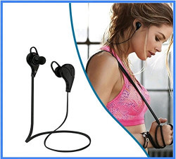 DIZIBLUE G6 Sports Wireless Bluetooth Headset (Black)