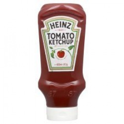 Heinz Tomato Ketchup Top Down (Imported), 910g