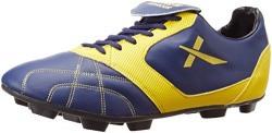 Vector X Armour Football Shoes, UK 9 (Blue)
