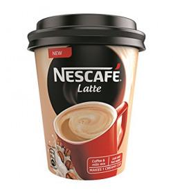 Nescafe Latte (Pack Of 6), 120Ml