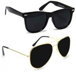 Epic Ink ncm011 Aviator, Wayfarer Sunglasses