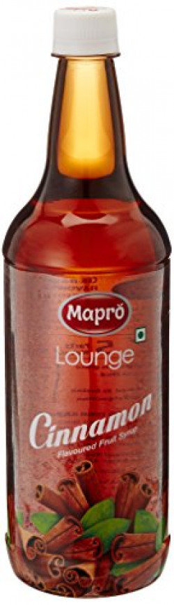 Mapro Cinnamon Flavoured Fruit Syrup, 1L