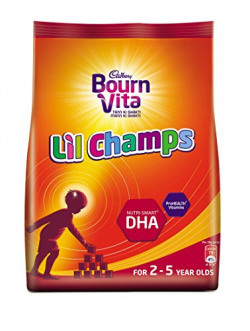 Bournvita Little Champ Chocolate Drink Pouch - 500 g