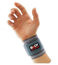 Body Sculpture BNS-001 Elastic Wrist Support, Medium