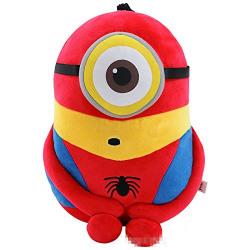 Kids Mandi (TM) Cartoon Character Big Size 3D Eyes Minions kids toys plush doll