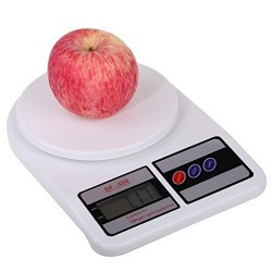 Digital Kitchen Scale Electronic Digital Kitchen Weighing Scale 10 Kgs Weight Measure, Spices, Vegetable, Liquids
