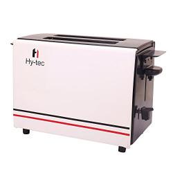 Hytec 2 Slice 750 Watt Classic Manual Pop Up Toaster