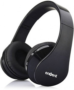 Envent LiveFun 540 stereo Bluetooth Headphone With Mic, Foldable over the Ear Wireless Headphones