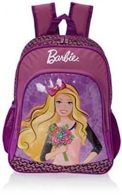 Barbie Violet Children's Backpack (Age group :6-8 yrs)