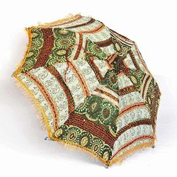 Little India Exclusive Ethnic Designer Umbrella