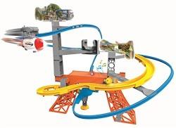 Saffire Fairyland Cable Car K1 Air Track Set, Multi Color