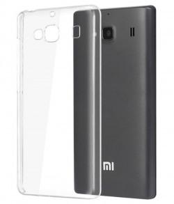 Redmi Note 3 Back Cover (Premium Quality Soft Transparent Silicon TPU Back Cover)