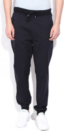 French Connection Men's Dark Blue Trousers