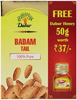 Dabur Badam Tail - 50 ml with Free Honey - 50 g