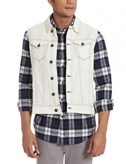 People Men's Jacket (8903880679903_P10102117512214_Small_White)