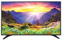 LG 43LH600T 108 cm (43 inches) Full Smart HD LED IPS TV (Black)