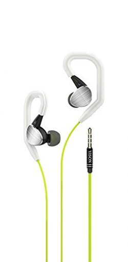Yison Earphones CX610 Specially For Running Gym Ear Hanging Type - Sports Green