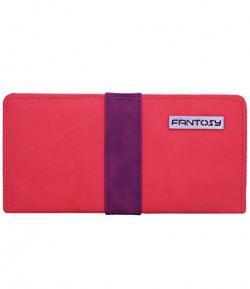 fantosy women wallet (Pink and Beige) (FNWC-165)