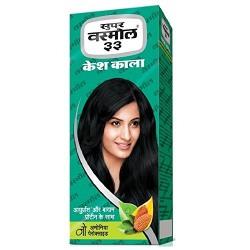 Super Vasmol 33 Kesh Kala Hair Oil 100ml (Pack of 4)