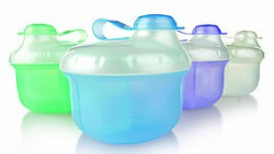Nuby Milk Powder Dispenser (Colours May Vary)