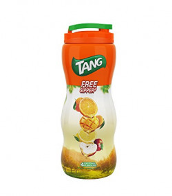 Tang Sipper 4 Flavours Instant Drink Mix, 500g (125g*4N) Pouch