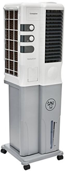 Crompton Mystique Dlx TAC341 34-Litre Tower Cooler