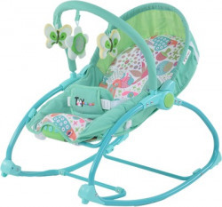 Toy House 3 in Rocking Chair cum Bouncer