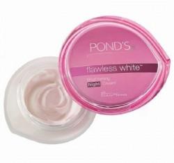 POND Flawless White Re-Brihtenin Niht Cream - Ms