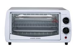 Black & Decker TRO1000 800-Watt 9-Litre Toaster Oven