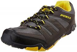 Power Men's Men Do Yellow Canvas Running Shoes - 10 UK/India (44 EU) (8398039)