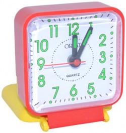 Orpat Beep Alarm Clock (Red, TBB-157)